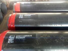 热力管道聚氨酯直埋保温管厂家