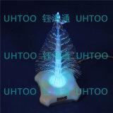 POF发光圣诞树 闪光塑料光纤圣诞树 幻彩光纤花