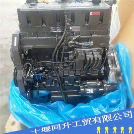 美国进口全新康明斯ISM11E5 420发动机