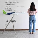 国产支线商务机C919仿真飞机模型企业宣传品