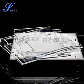 超市粗粮展示盒_亚克力五谷杂粮展示盒厂家-宁波盛春