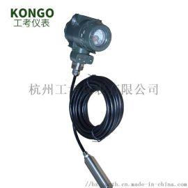 投入式液位变送器 静压式液位计 防水型变送器