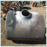 厂家直销 碳钢三通 大口径对焊三通