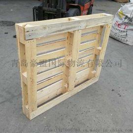 潍坊出口托盘厂家地址 坊子区加工木质托盘承重好