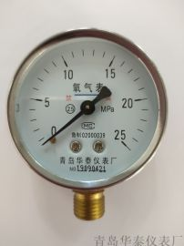 氧气压力表YO-60