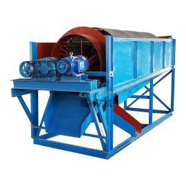 供应小型移动式滚筒筛沙机 建筑工地电动筛沙机