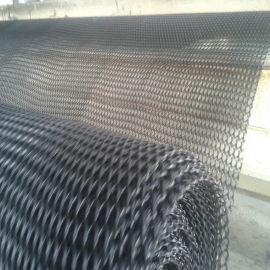 土工排水网6.3mm厚应用效果