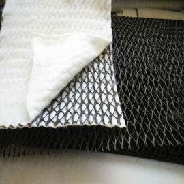 三维复合排水网6mm厚施工指导