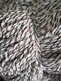 廠家直銷拖把棉紗,多色合股超細纖維拖把紗