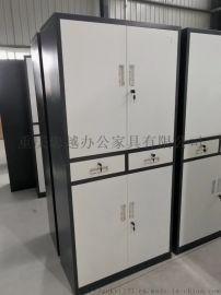 重庆文件柜 铁皮柜子 办公铁柜 生产厂家