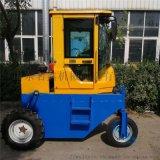 养殖场专用配套翻抛机 有机肥机械履带式发酵翻堆机