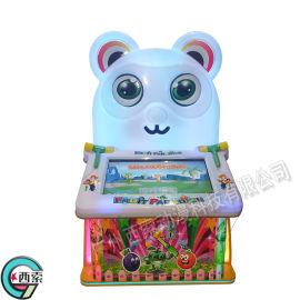 儿童敲击游戏机打地鼠游戏机屏幕敲击显示屏打捶