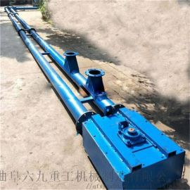 不锈钢输送带钢扣安装 管链输送机厂家直销 圣兴利