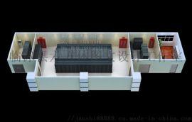 成都效果图制作 机房效果图 环视动画