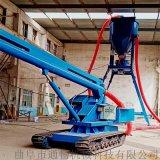 常州粉煤灰转运负压吸料机 环保散水泥自吸式装车机