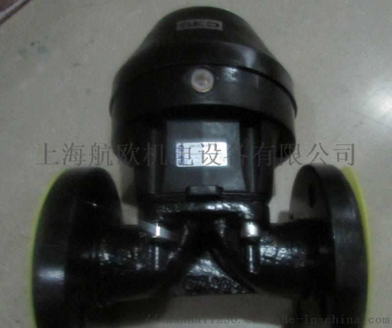 SED隔膜泵、SED切断阀