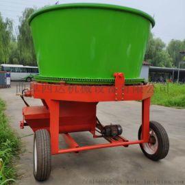 圆盘式玉米秸秆草捆粉碎机,全自动旋切式秸秆粉碎机
