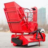 宿迁大型玉米秸秆回收机厂家 行走式青储秸秆回收机