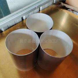 大口径雨水管厂家发货 铝合金雨水管使用年限