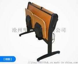 沧州华鑫生产多媒体报告厅排椅  阶梯室课桌椅