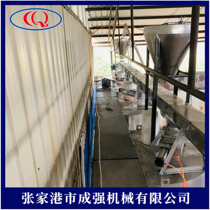 管链输送集中供料系统 成强厂家直销