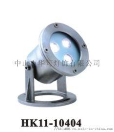 华可太阳能路灯厂家led水底灯HK11-10404