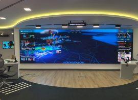 会议室高清LED屏幕,会议室LED投影显示屏