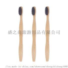 竹子牙刷酒店一次性牙刷 家庭 旅行用品 环保牙刷
