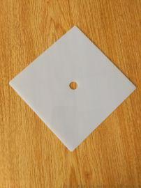 乳白色pc板 单面磨砂pc扩散板 灯具模型PC板