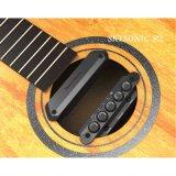 天音共振吉他拾音器R2加振箱吉他加震同频共振