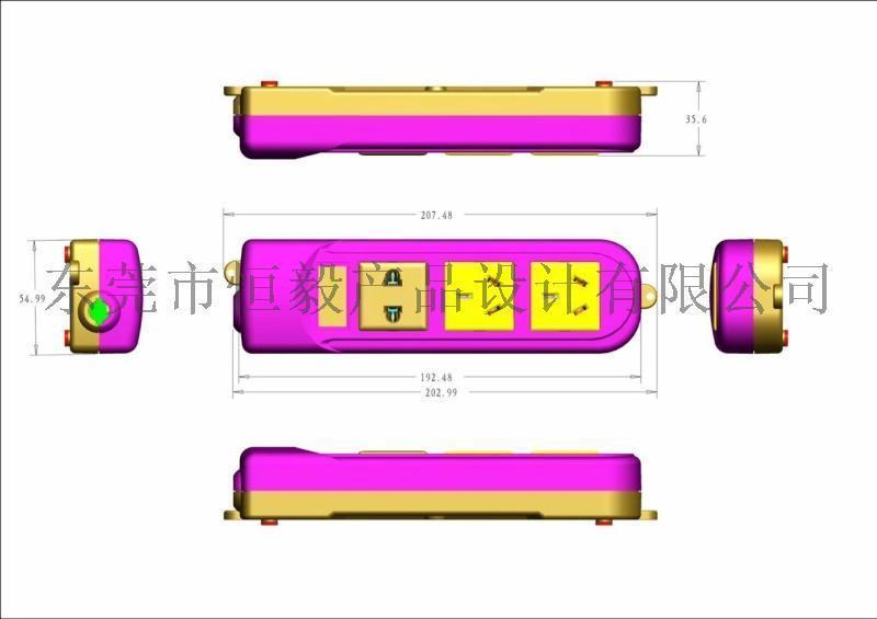 水箱抄数设计,水配件抄数,水箱结构抄数设计