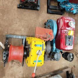 晋中3吨5t8t风冷柴油绞磨机传动轴