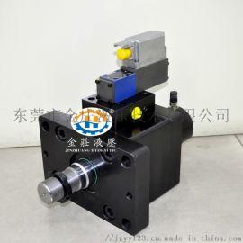 订做瓶盖机卧式液压油缸HOB-63液压缸维修厂家