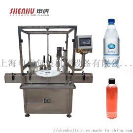 上海的饮料灌装机全自动水灌装压盖一体