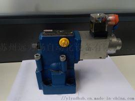 外置放大器比例阀4WRKE32E600L-3X/6EG24K31/A5D3M-280