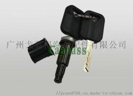 沃尔沃卡车零件门锁钥匙3090484