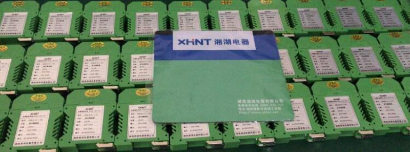 湘湖牌BC703-F210-234智慧溫溼度控制器實物圖片