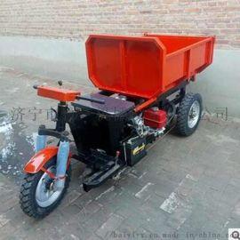 工程电动小三轮车 柴油自卸小三轮车