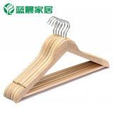 天然香樟木衣架实木质衣架除虫防霉樟木无漆衣挂防滑无痕木质衣夹