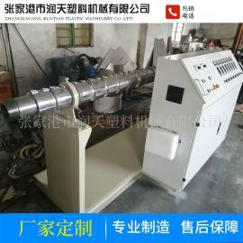 管材收卷机 塑料收卷机 双工位收卷机