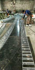 山东乳山钢制拖链, 穿线油管钢制拖链, 渗碳加强型