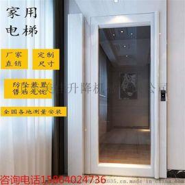 专业定制家用电梯室内无噪音升降台小型简易电梯