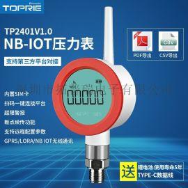 高精度NB-IOT压力表温度变送器低功耗工业级