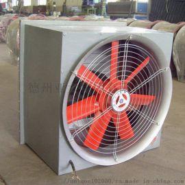 德州方形壁式轴流风机 低噪声方形壁式轴流风机
