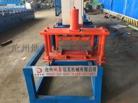 现货供应278型围挡板机械 防护围挡成型压瓦机