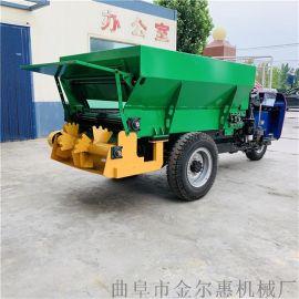 生产销售三轮撒粪车, 农用新型三轮撒粪车