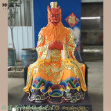 东海龙王神像图片龙三太子三公主小龙女神像