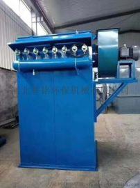 斜插式滤筒除尘器   除尘设备 工业粉单机脉冲袋式