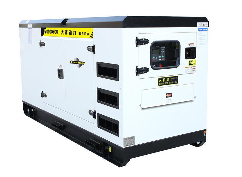 机房备用500千瓦柴油发电机