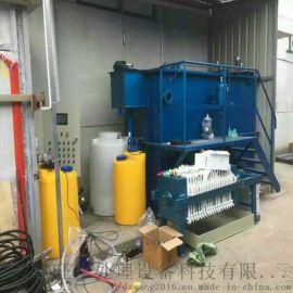 浙江污水处理厂家|一体化气浮机设备|纯水软化水设备